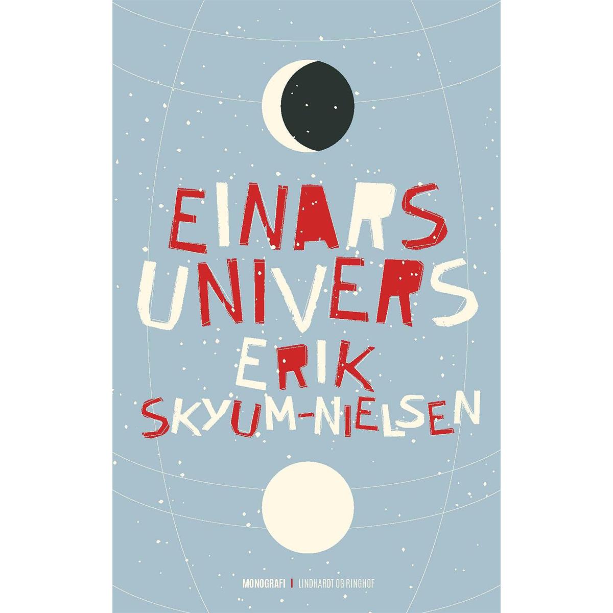 Image of   Einars univers - Hardback