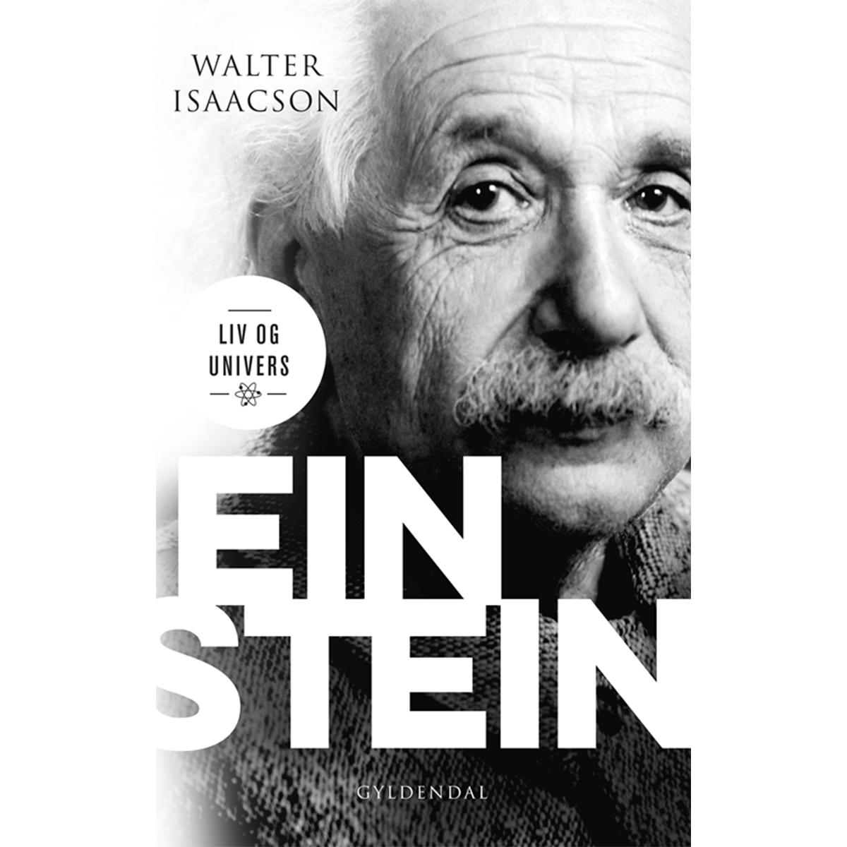 Image of   Einstein - hans liv og univers - Indbundet