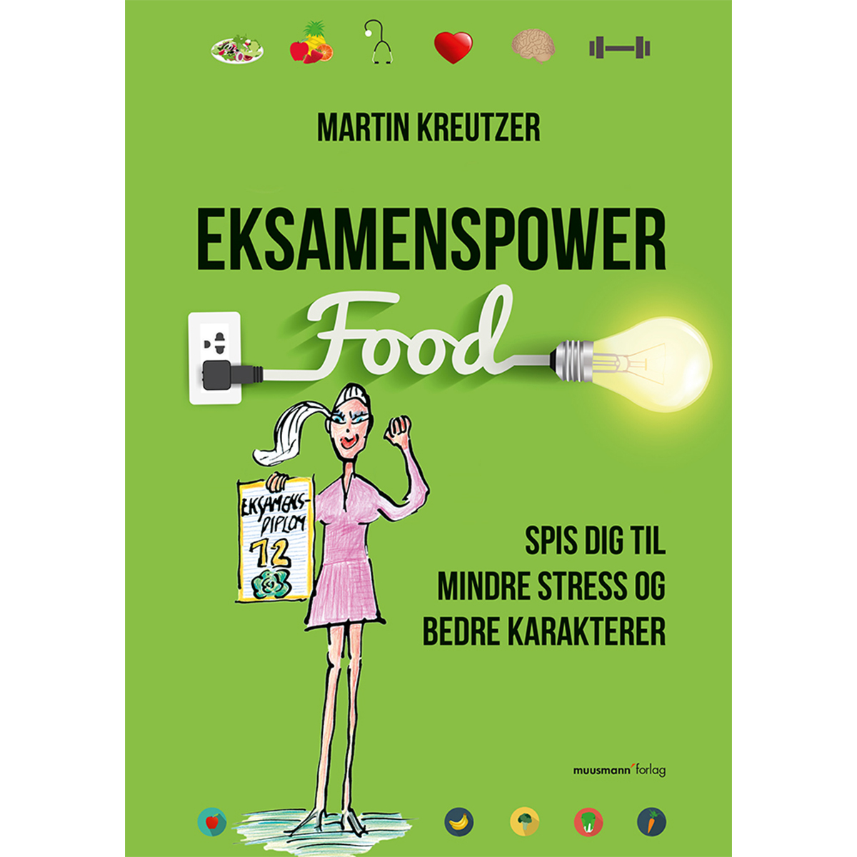 Image of   Eksamenspower - Paperback