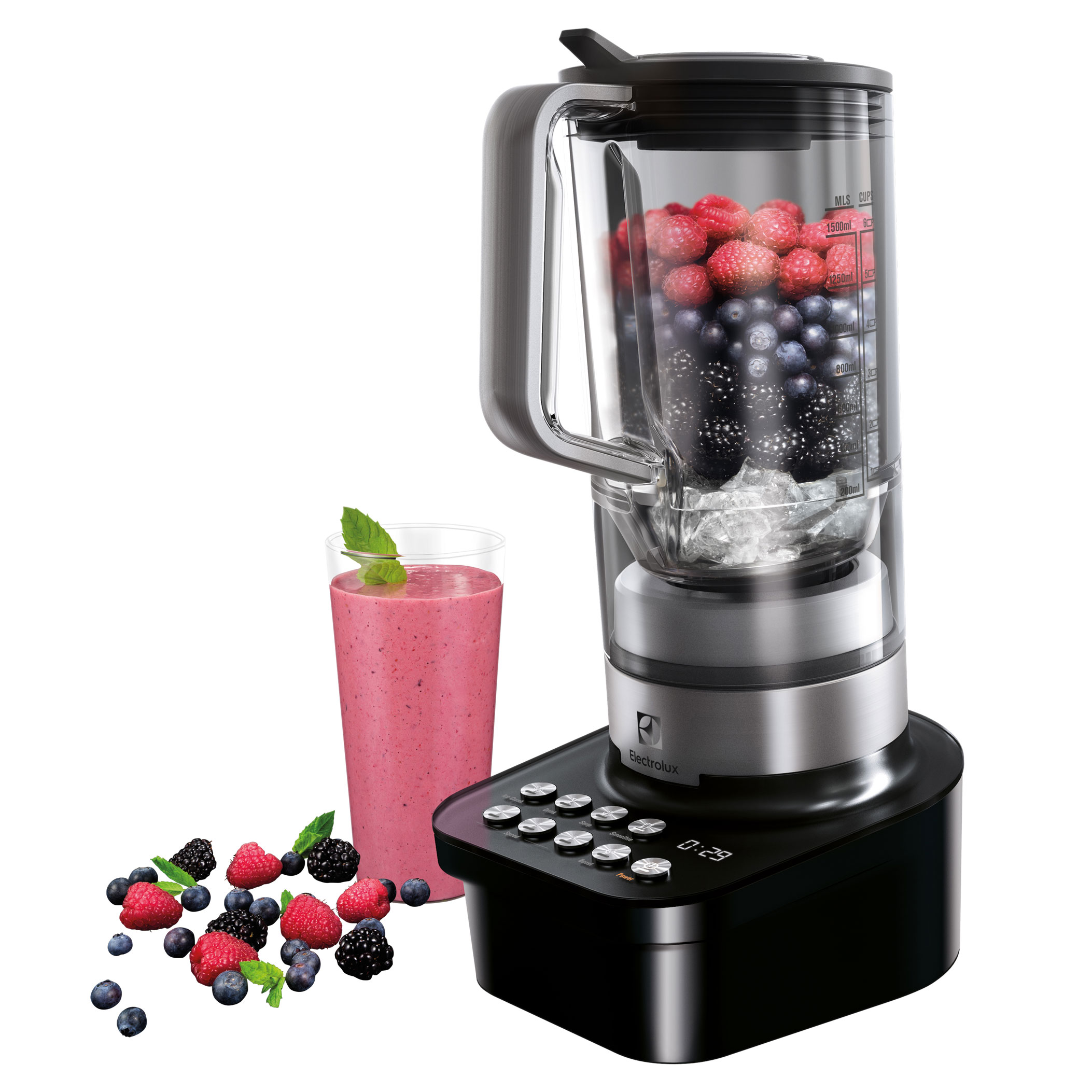 Electrolux blender - Masterpiece ESB9410 - Sort