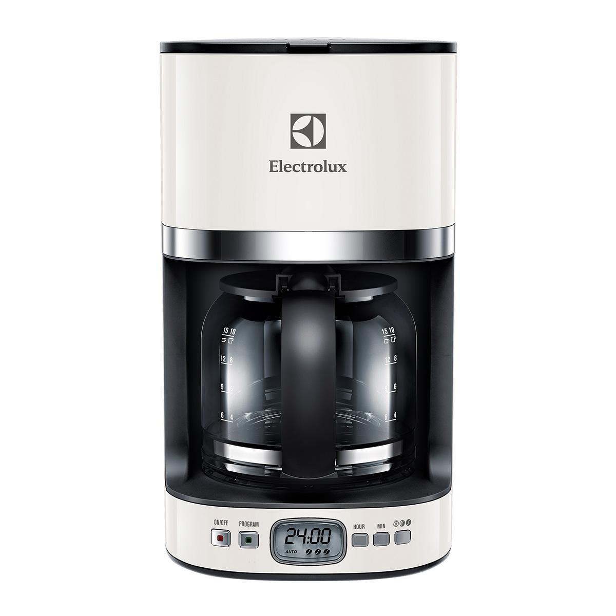 Image of   Electrolux kaffemaskine - EKF7500 - Hvid
