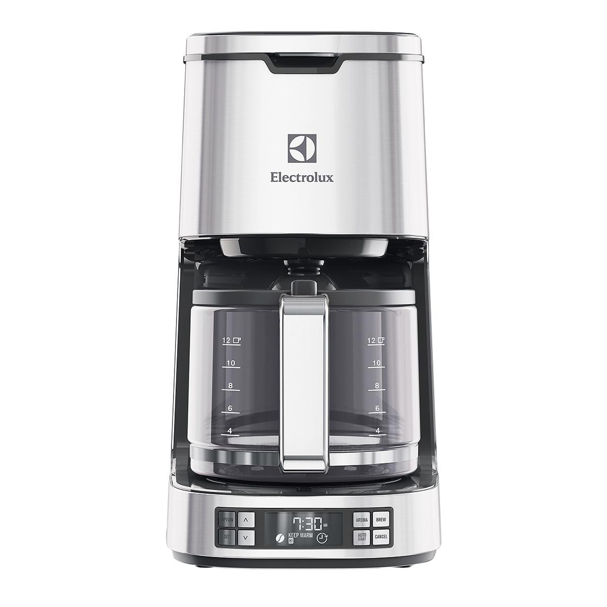 Image of   Electrolux kaffemaskine - EKF7800 - Rustfrit stål