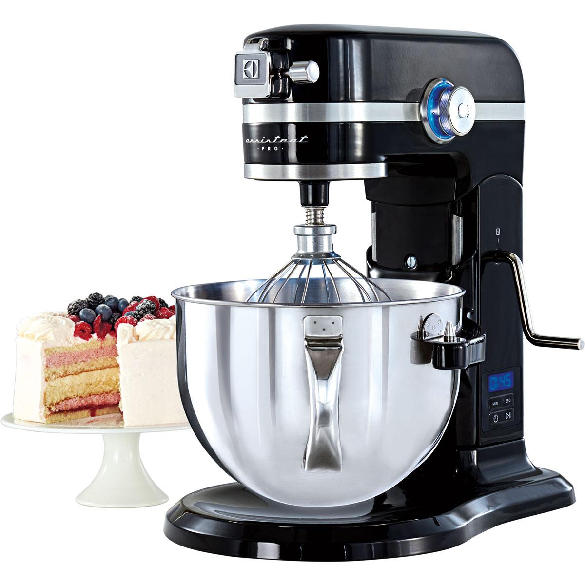 Electrolux køkkenmaskine - AssistentPRO EKM6000 - Sort