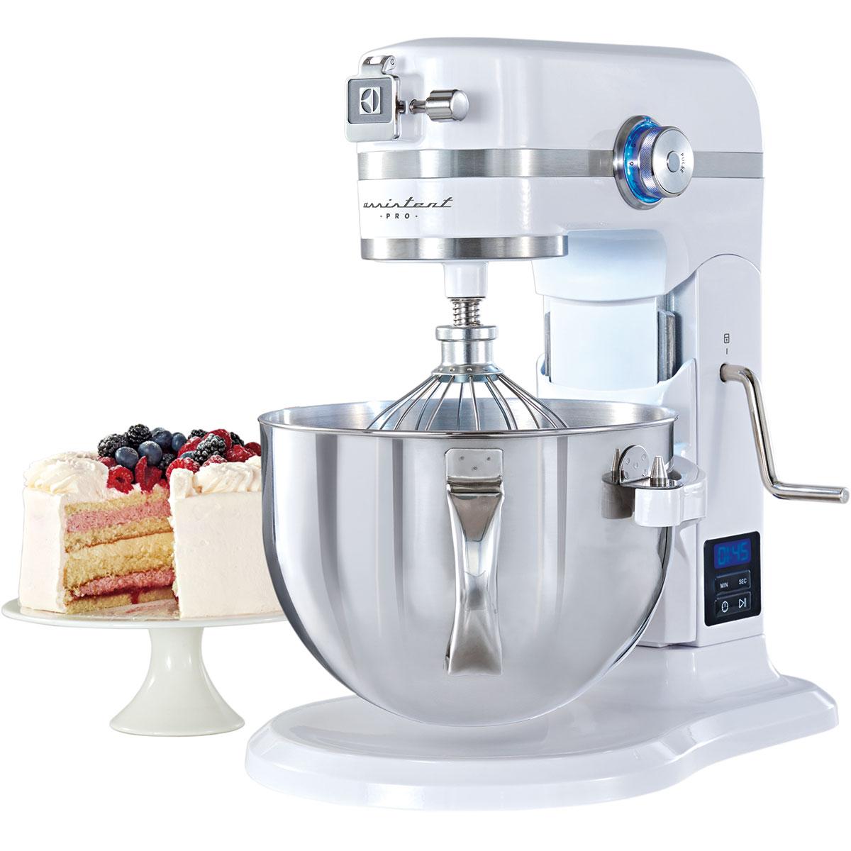 Image of   Electrolux køkkenmaskine - AssistentPRO EKM6100 - Hvid
