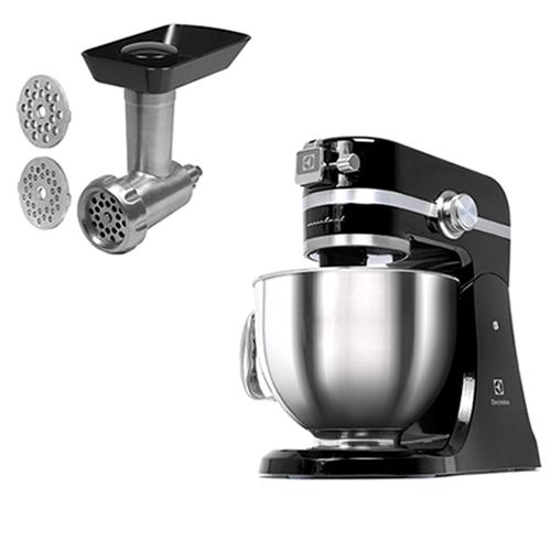 Image of   Electrolux køkkenmaskine med kødhakker - Assistent - Sort