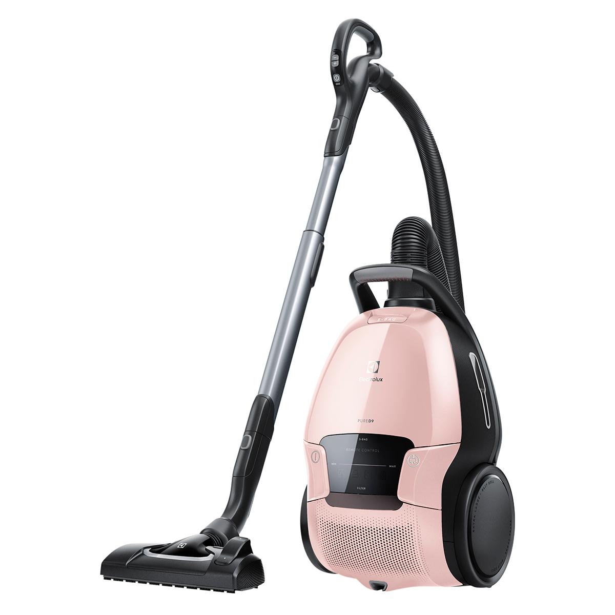 Electrolux støvsuger - Pure D9 - Blush pink