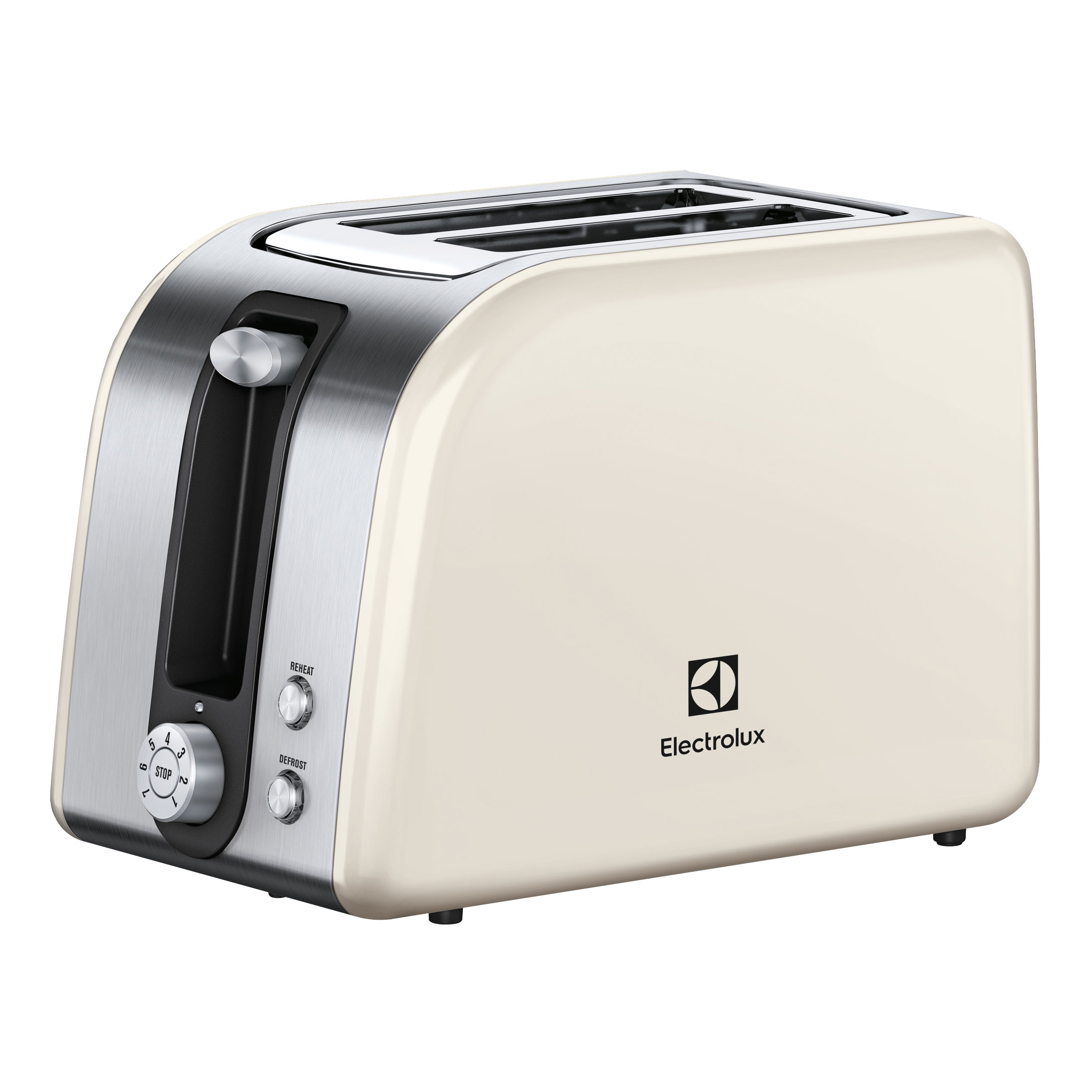 Electrolux toaster - Love Your Day - Hvid