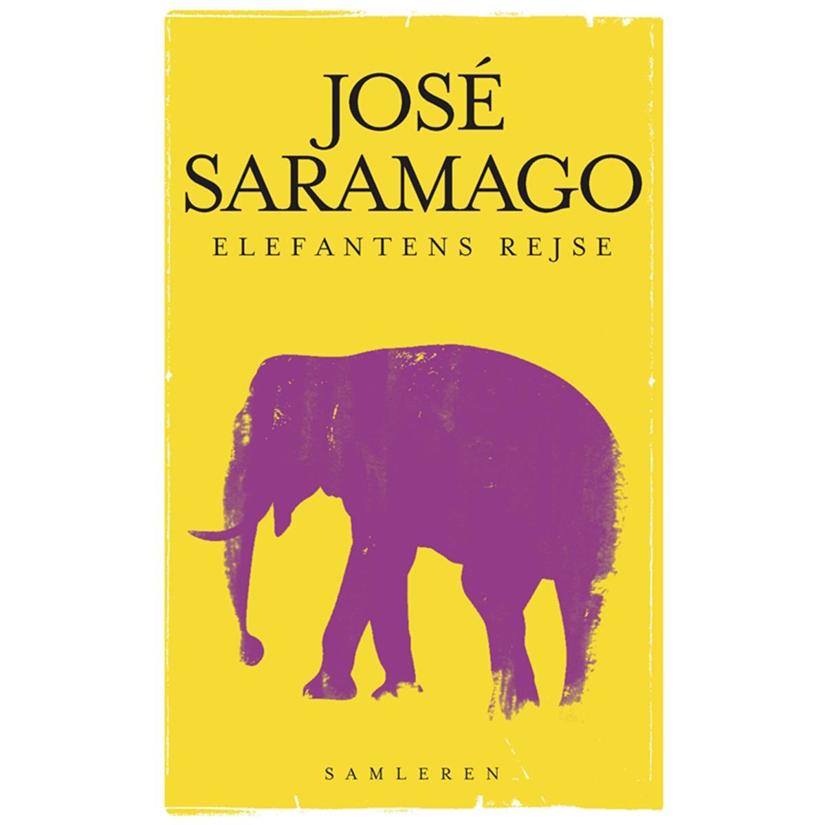 Image of   Elefantens rejse - Hæftet