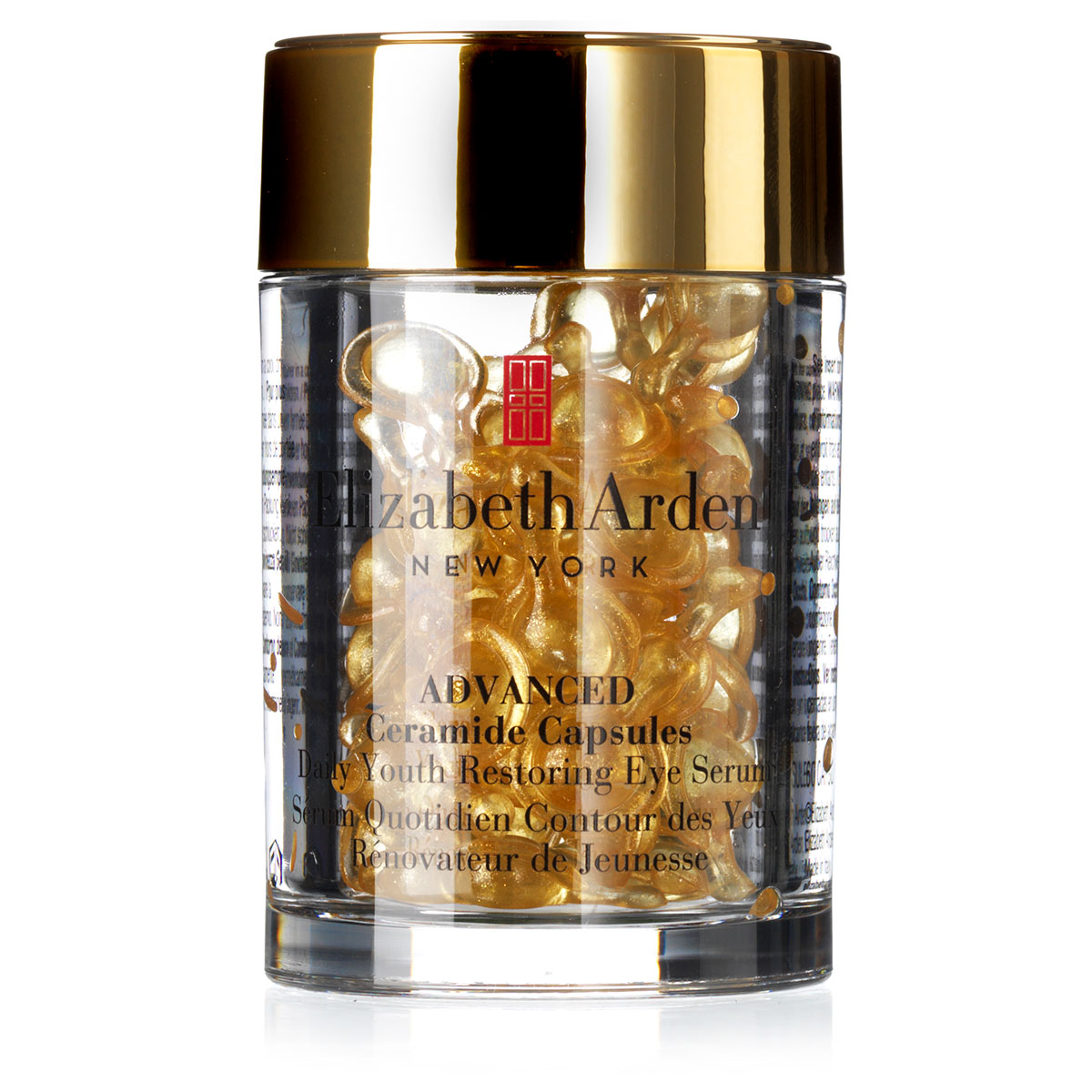 Image of   Elizabeth Arden Advanced Ceramide Capsules Eye Serum - 60 stk