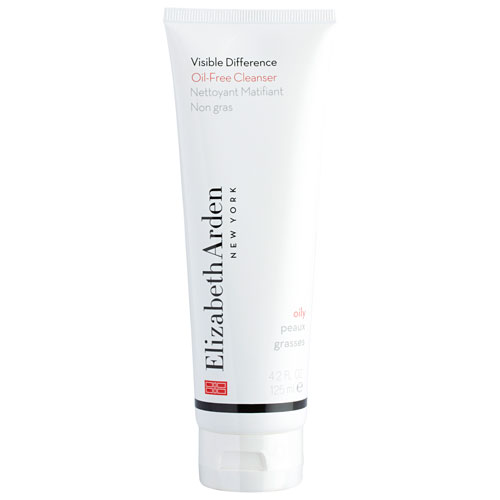 Image of   Elizabeth Arden Visible difference Oil free cleanser 125 ml