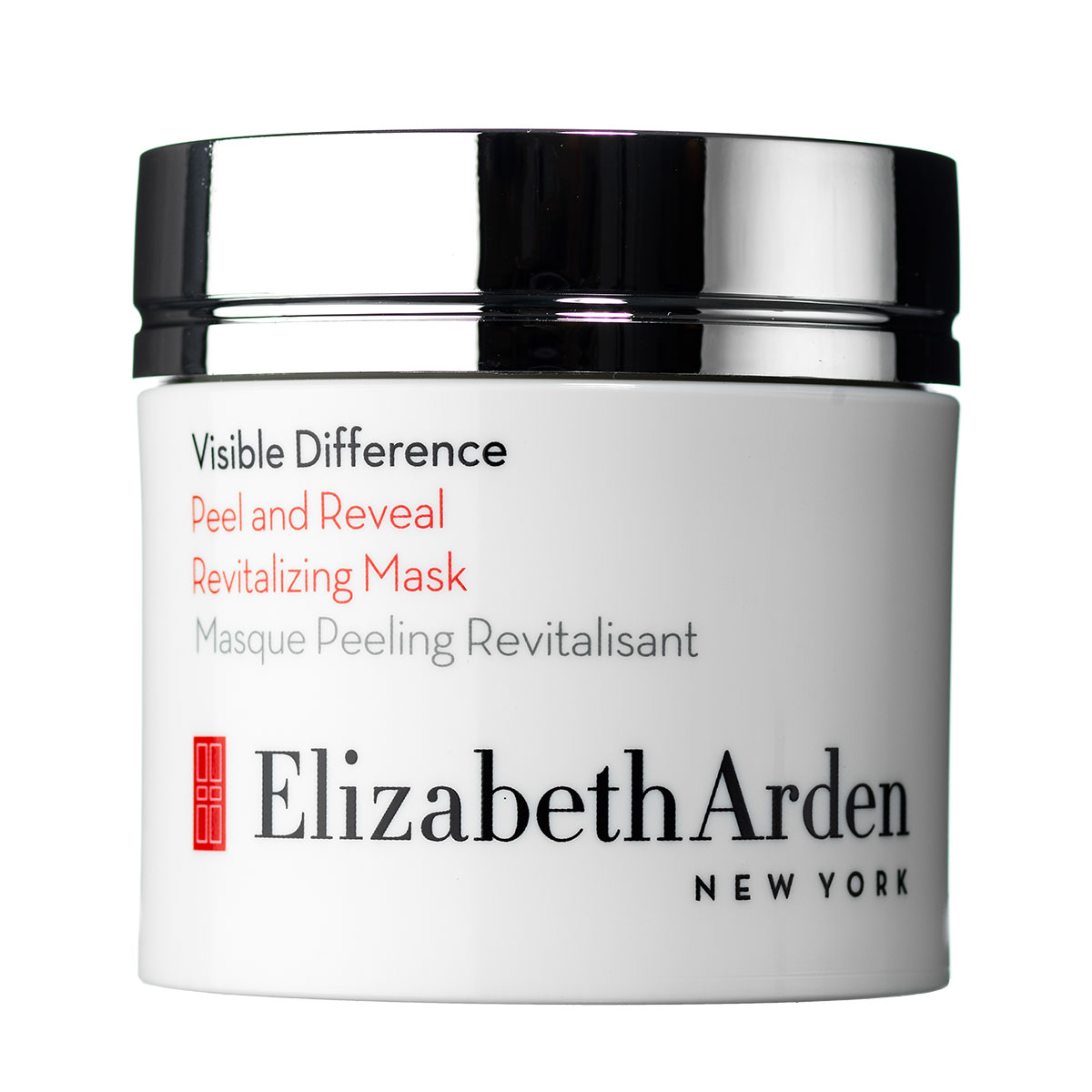 Elizabeth Arden Visible Difference Peel & Reveal Mask - 50 ml Eksfolierende og blødgørende ansigtsmaske til normal hud