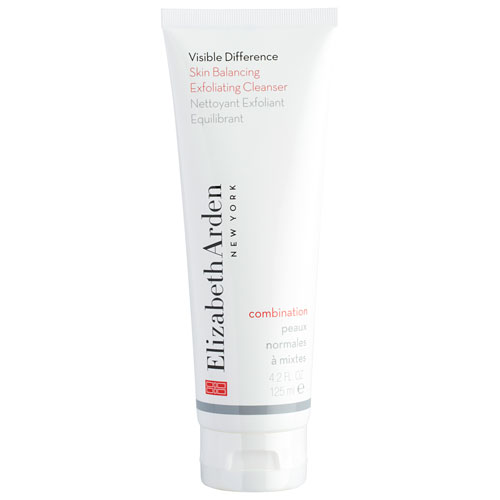 Image of   Elizabeth Arden Visible difference Skin balancing exfoliating cleanser