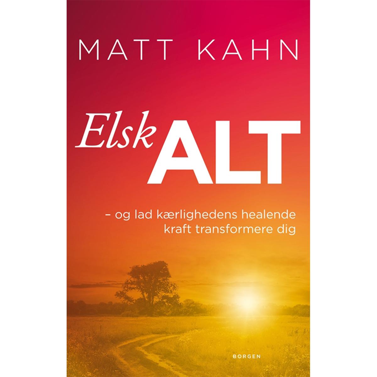 Image of   Elsk alt - Hæftet