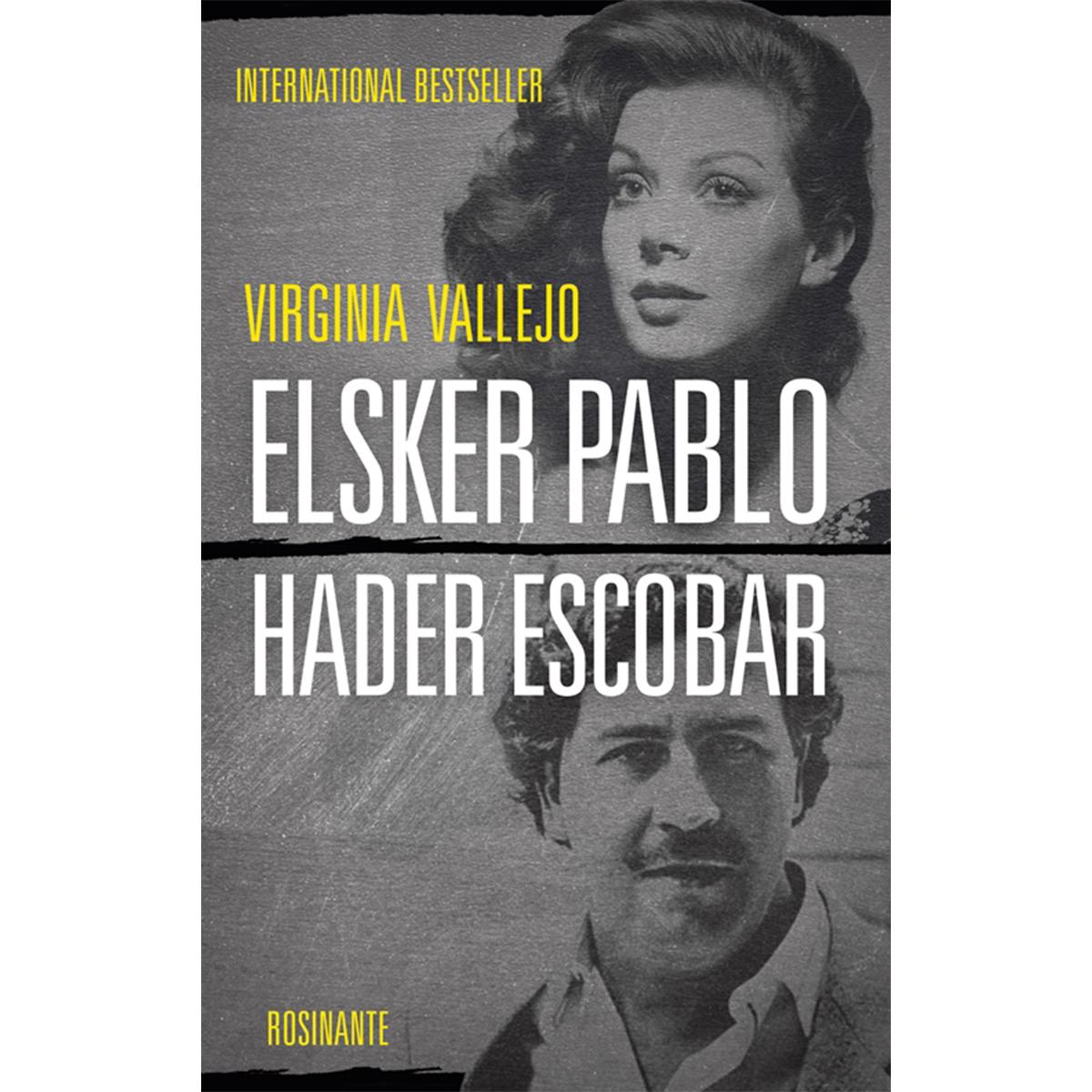 Image of   Elsker Pablo, hader Escobar - Hæftet