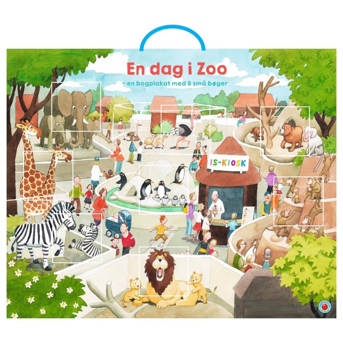 Image of   En dag i Zoo - Hæftet