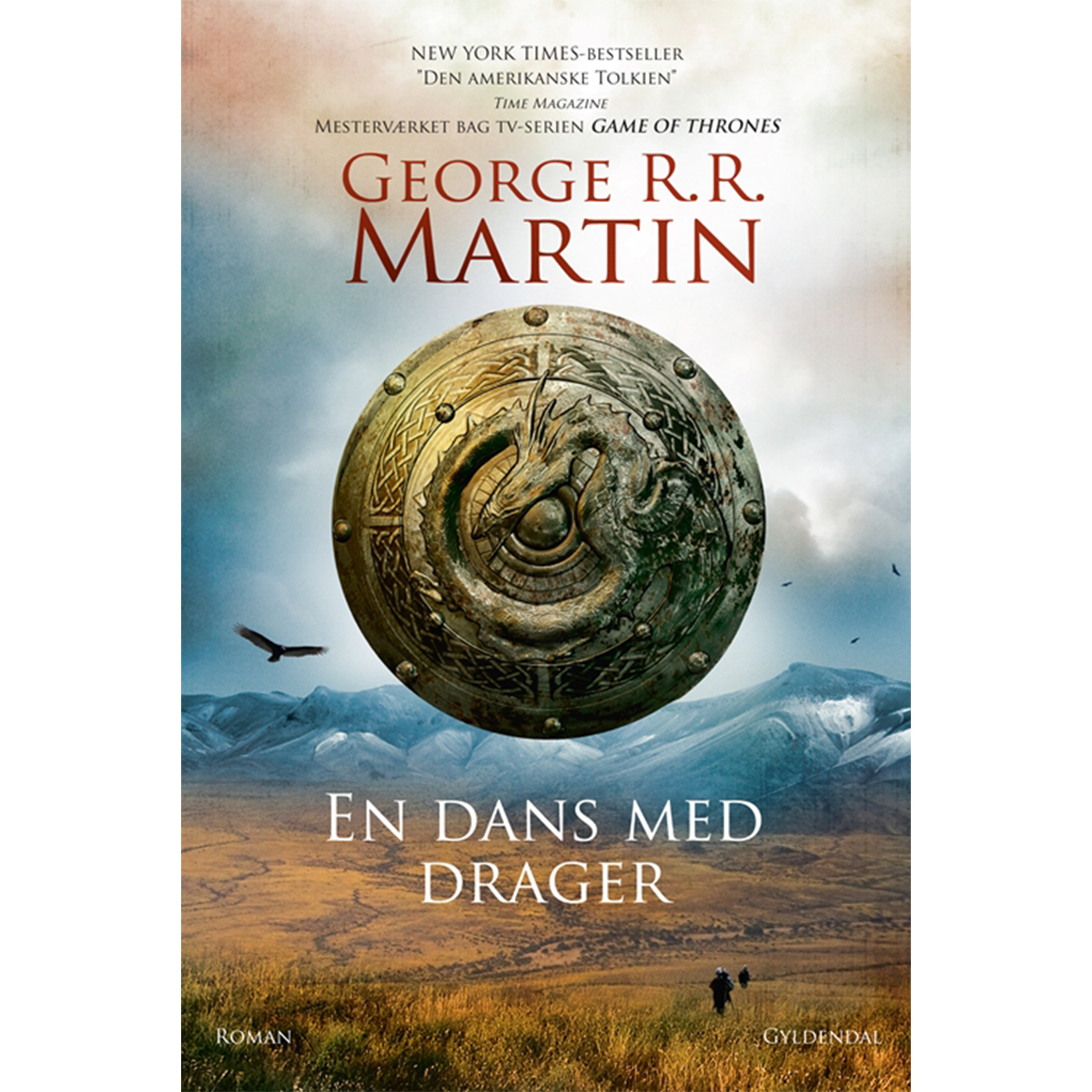 Image of   En dans med drager - Game of Thrones 5 - Paperback