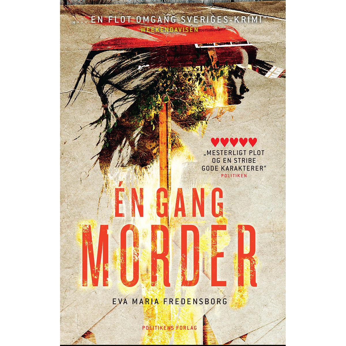 Image of   Én gang morder - Paperback