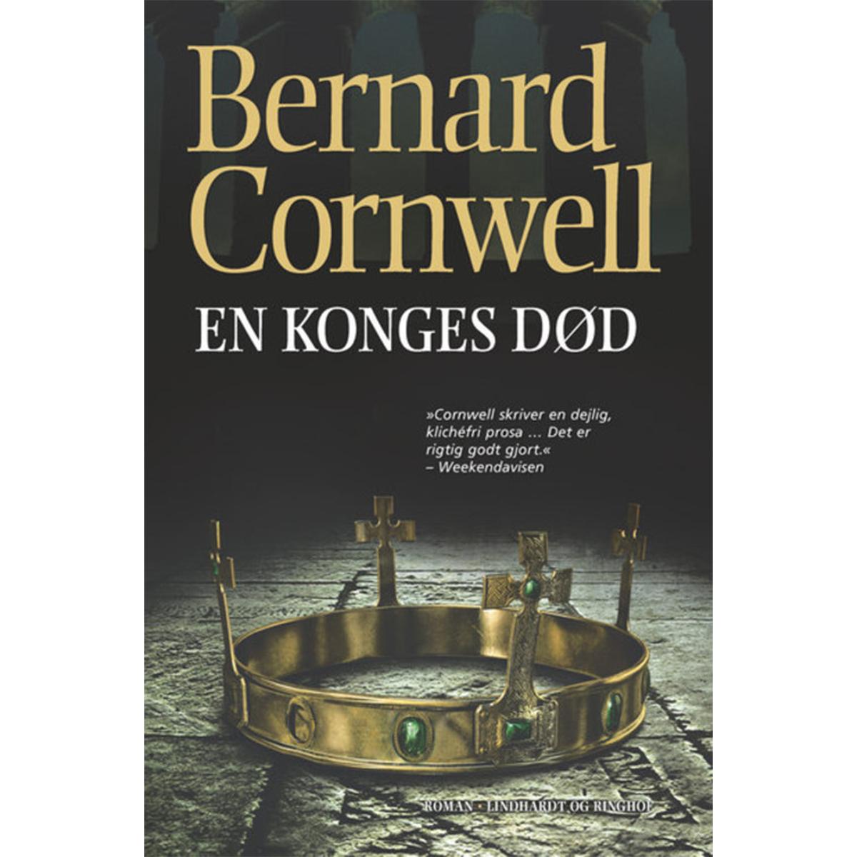 Image of   En konges død - Saksernes fortællinger 6 - Paperback