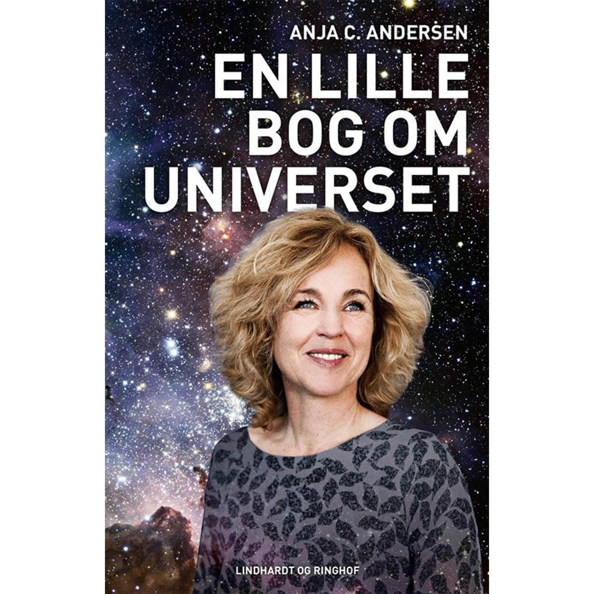 Image of   En lille bog om universet - Indbundet