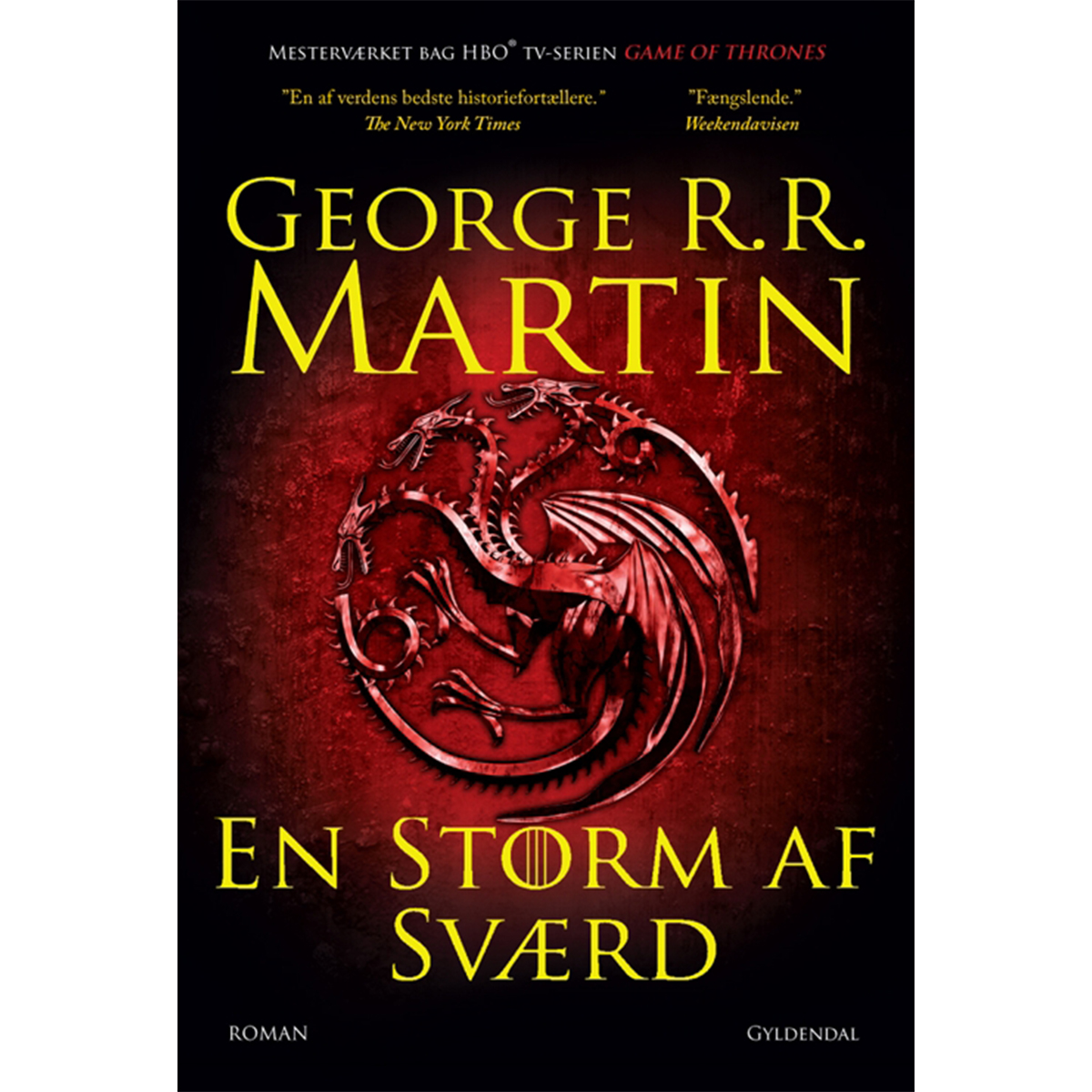 Image of   En storm af sværd - Game of Thrones 3 - Paperback
