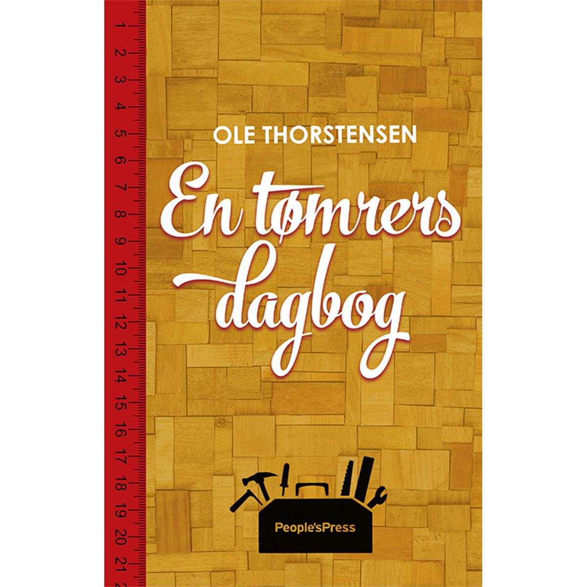 Image of   En tømrers dagbog - Hæftet