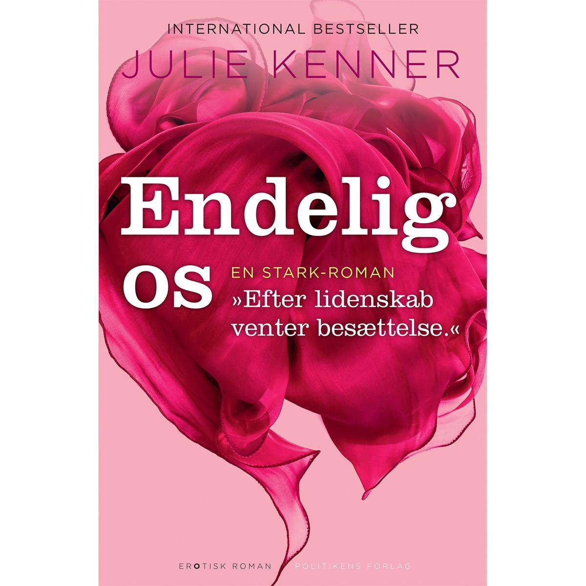 Image of   Endelig os - Damien Stark 3 - Paperback