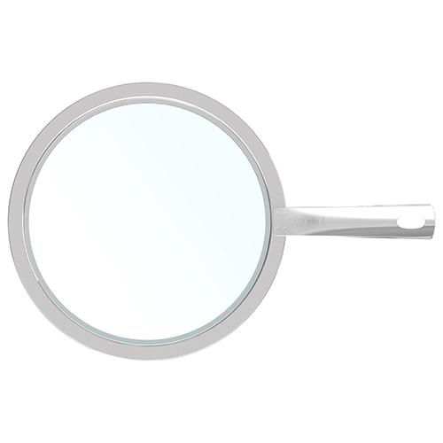 Image of   enkel glaslåg - Designet af Ole Palsby - Ø 20 cm