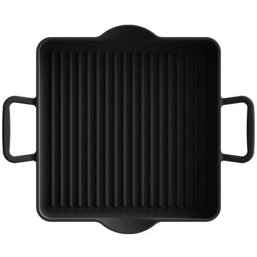 Image of   enkel grillpande - Designet af Ole Palsby - L 24 x B 24 cm
