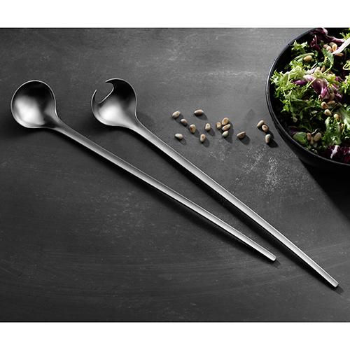 Billede af enkel salatbestik - Tuja