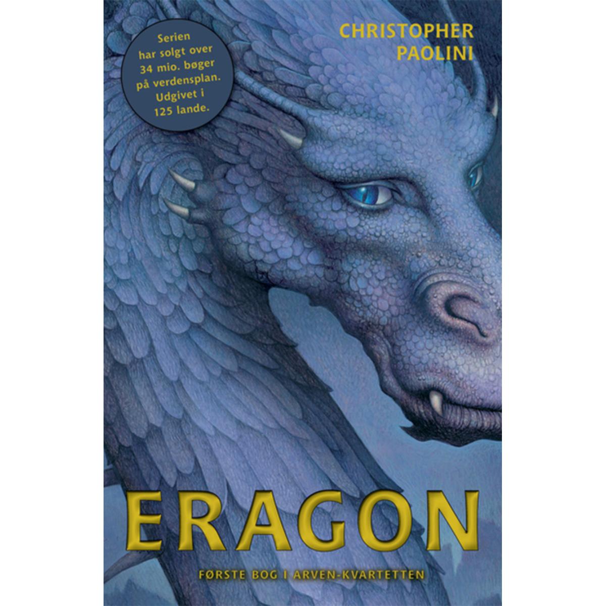 Image of   Eragon - Arven 1 - Paperback