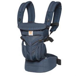 Ergobaby bæresele - Omni 360 - Cool Air Mesh - Midnatsblå