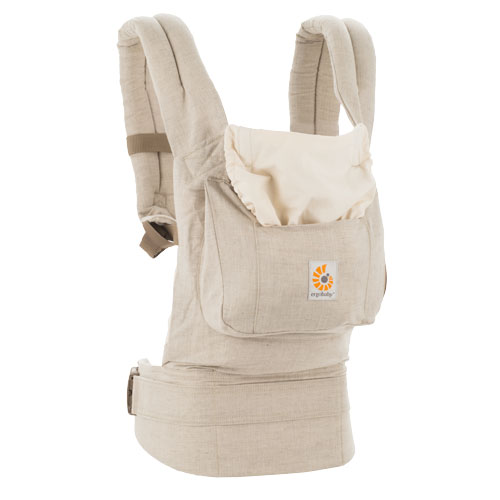 Image of   Ergobaby bæresele - Original Carrier - Sand