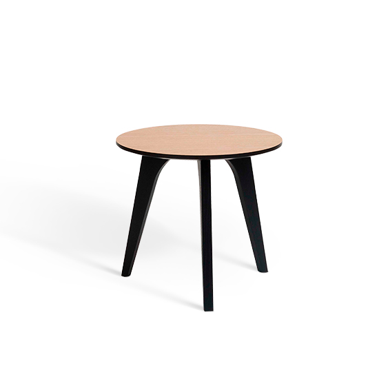Erik Bagger sofabord - Jazz Table - Sort/natur