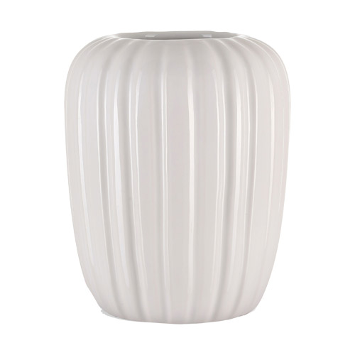 Eslau vase - Hvid - 11,4 cm