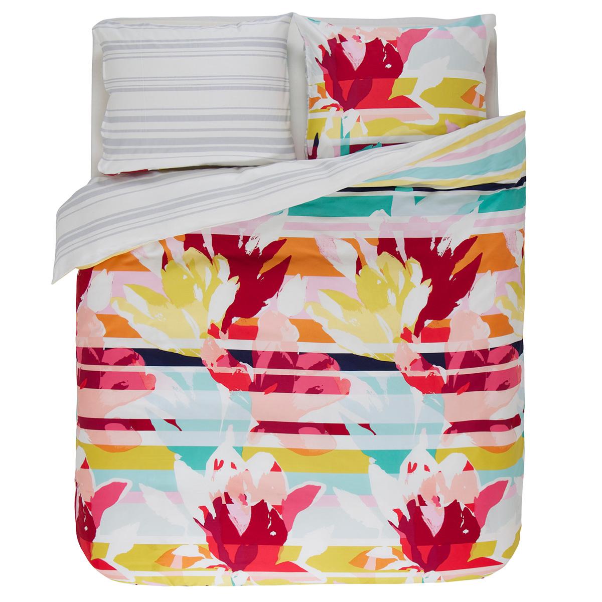 Billede af Esprit sengetøj - Floria - Dobbeltdyne