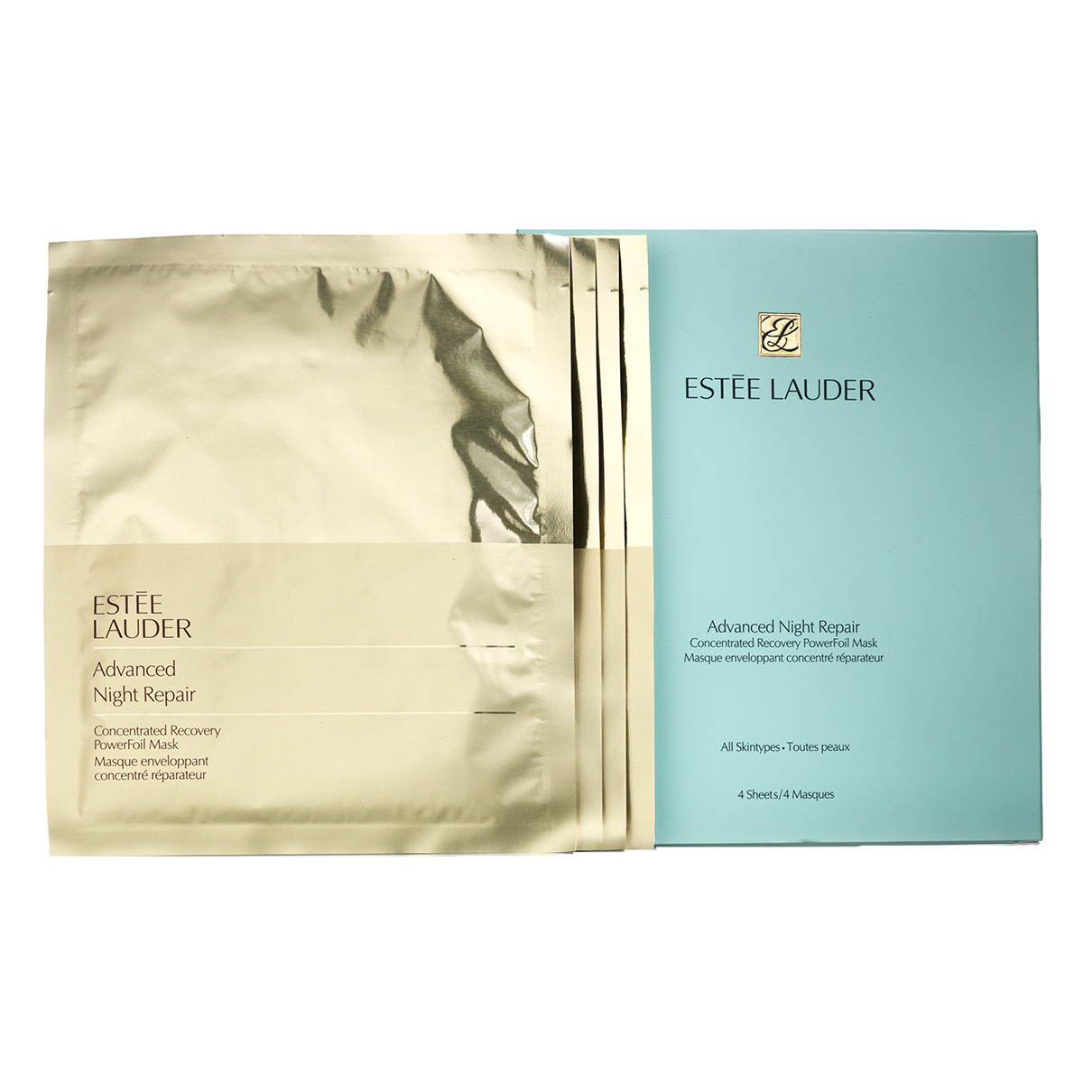 Image of   Estée Lauder Advanced Night Repair Concentrated Recovery Mask - 4 stk.