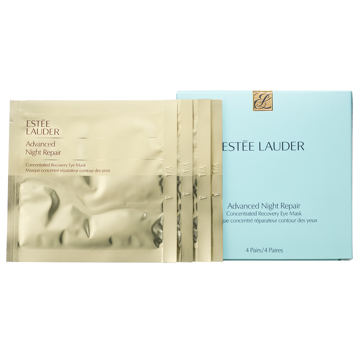 Image of   Estée Lauder Advanced Night Repair Eye Mask - 4 stk.