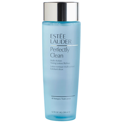 Estée Lauder Perfectly clean Multi-Action Toning Lotion/Refiner tonic Skintonic til alle hudtyper