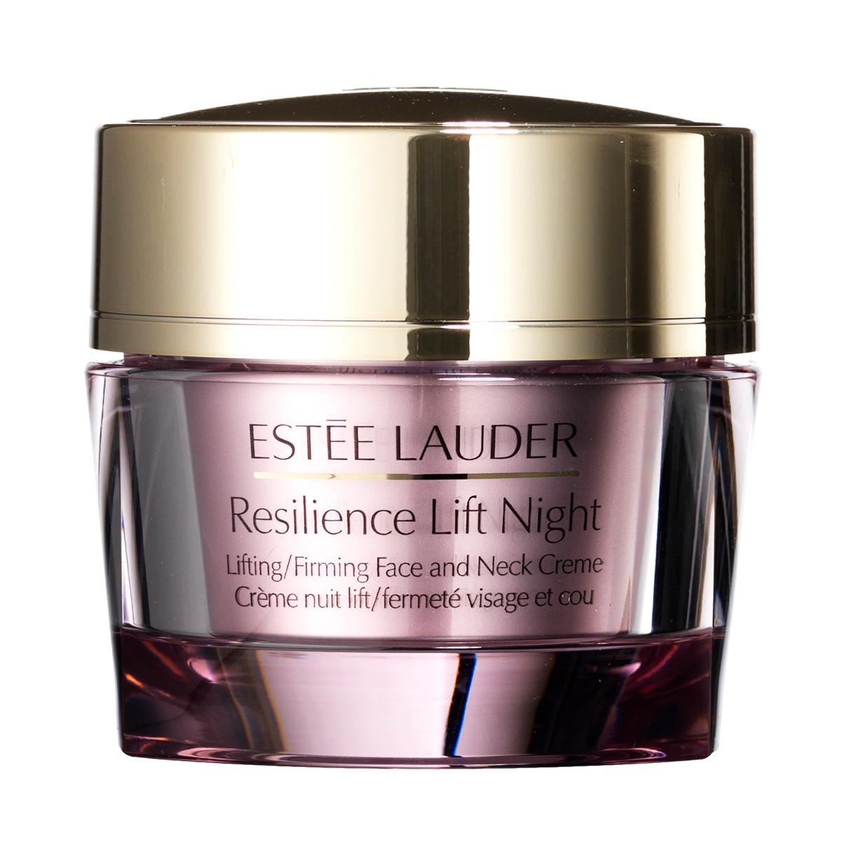 Billede af Estée Lauder Resilience Lift Night Firming Face and Neck Creme - 50 ml