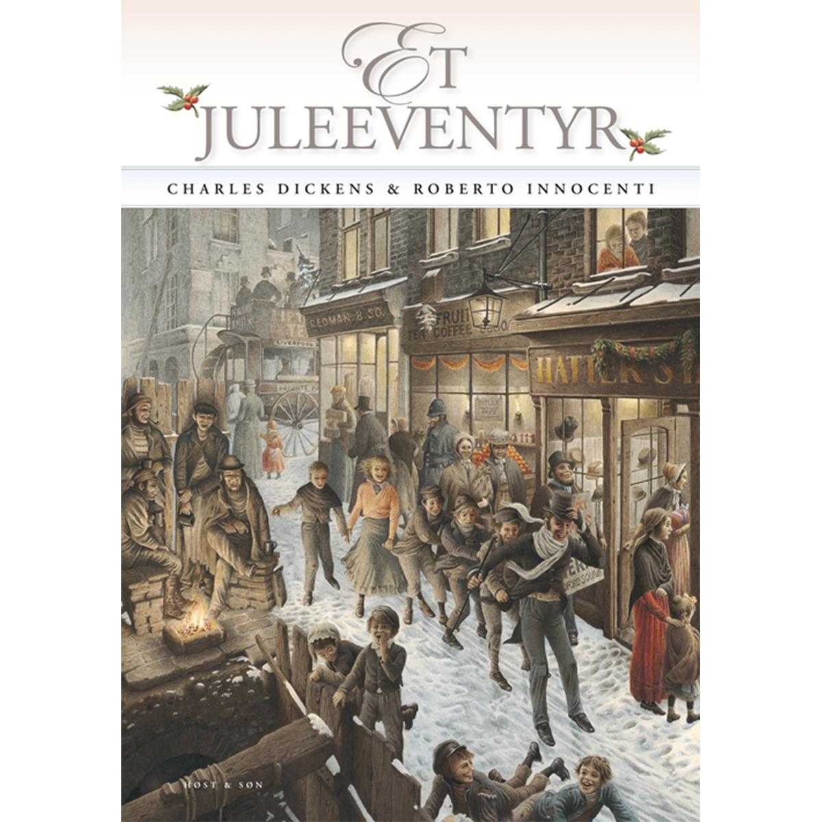 Image of   Et juleeventyr - Indbundet