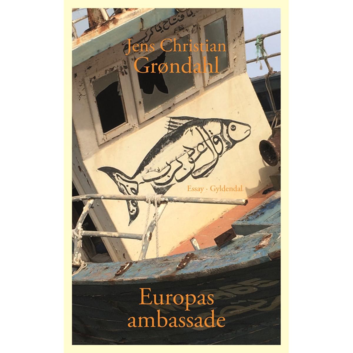 Image of   Europas ambassade - Hæftet