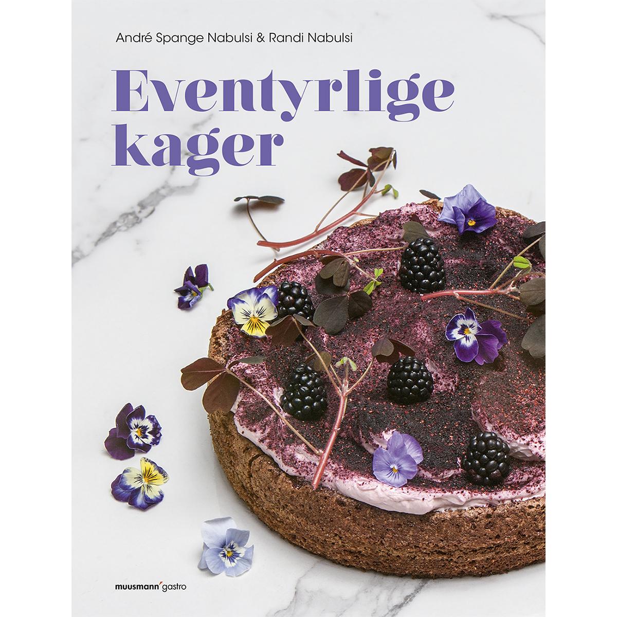 Image of   Eventyrlige kager - Hardback