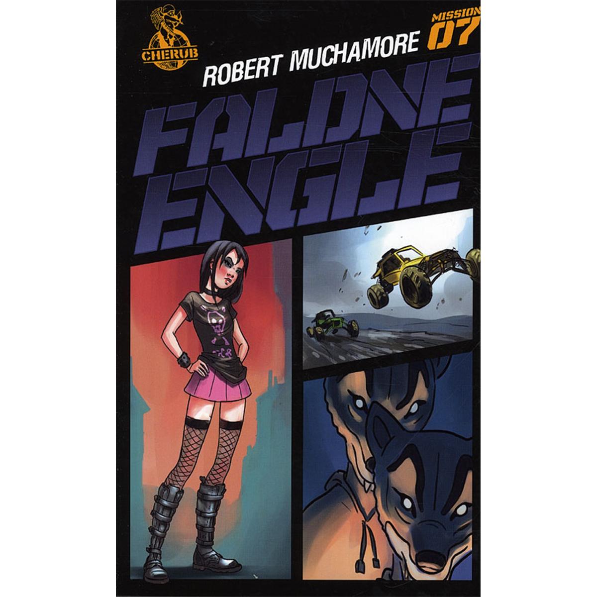 Image of   Faldne engle - Cherub 7 - Paperback