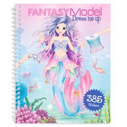 Image of   Fantasy Model designbog - Dress me up