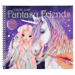 Image of   Fantasy Model malebog - Create your fantasy friends