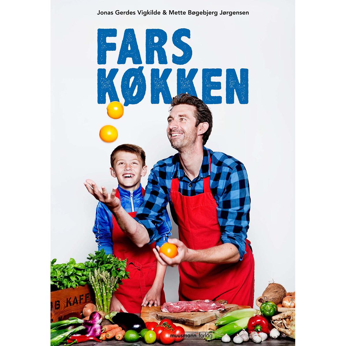Image of   Fars køkken - Hardback