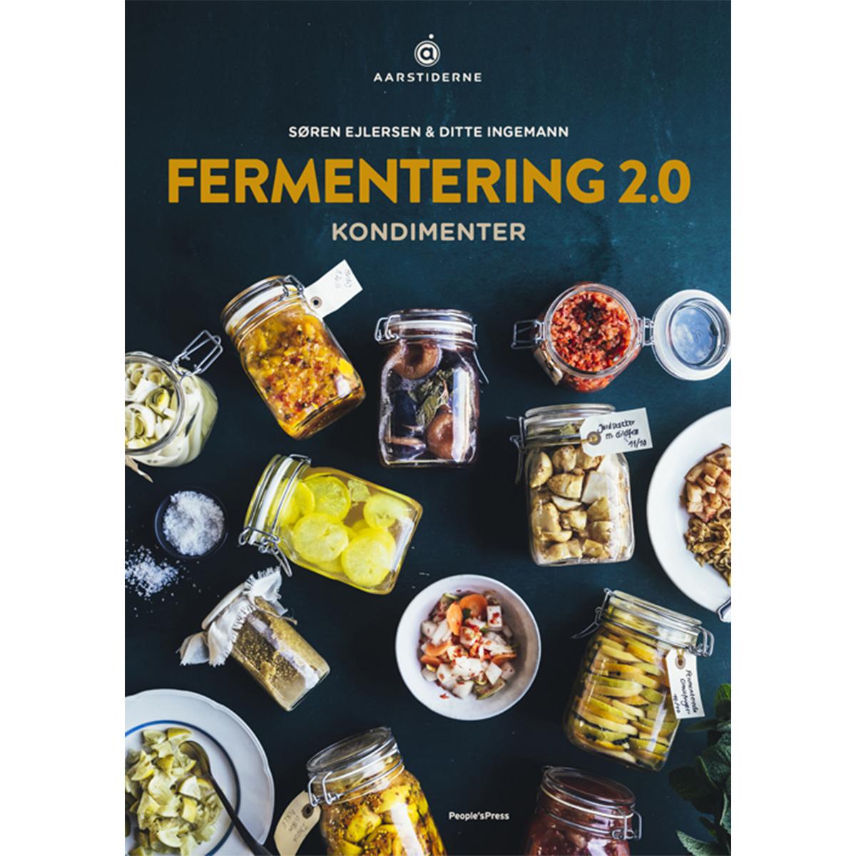 Image of   Fermentering 2.0 - Kondimenter - Indbundet