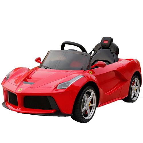 Image of   Ferrari elbil - La Ferrari - Rød