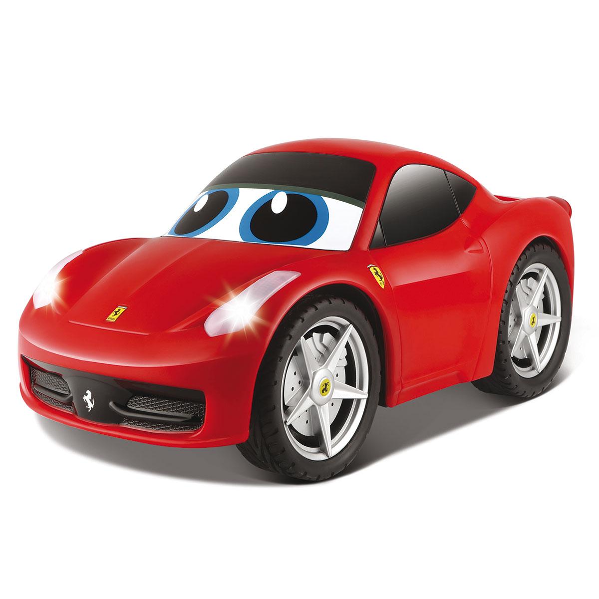 Image of   Ferrari fjernstyret bil - My First RC - Rød