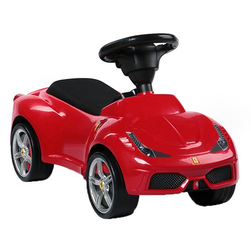 Image of   Ferrari gåbil - Rød